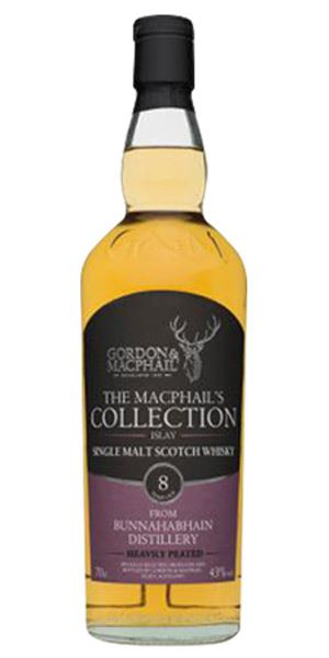 Bunnahabhain 8 Years Old (Gordon & MacPhail, 'Wood Makes The Whisky')