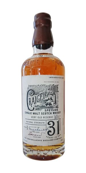 Craigellachie 31 Years Old