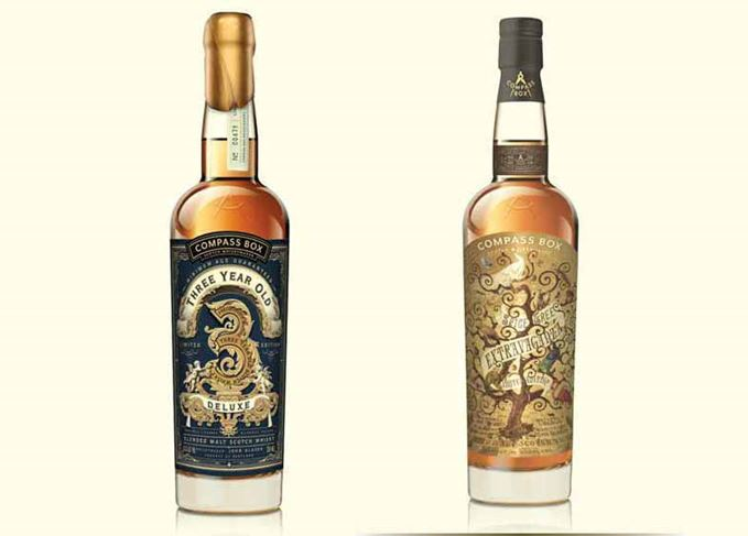 Compass Box Three Year Old Deluxe Spice Tree Extravaganza