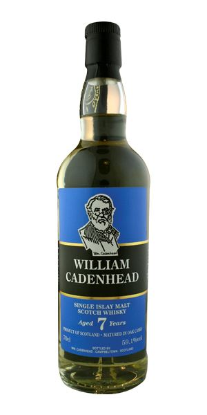 Islay 7 Years Old Single Malt (William Cadenhead)