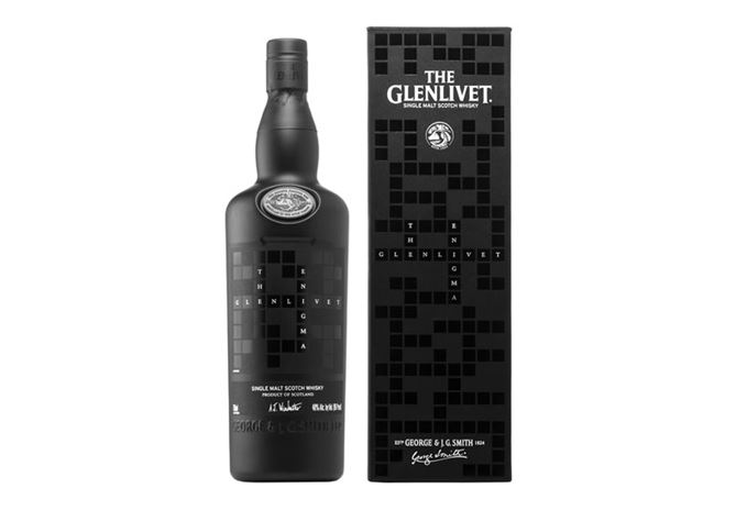 Glenlivet Enigma poses puzzle for drinkers | Scotch Whisky