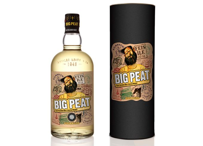First Big Peat Feis Ile Whisky Produced Scotch Whisky