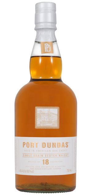 Port Dundas 18 Years Old