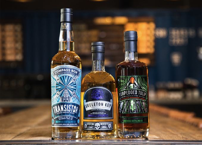 BrewDog Unveils Boilermaker Whisky Series Scotch Whisky