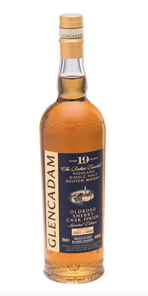 Glencadam 19 Years Old, Oloroso Sherry Finish