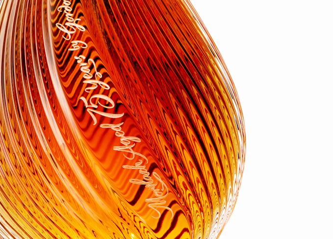 Mortlach 75-year-old detail
